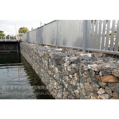 大型双隔板雷诺护垫 河道建筑加固专用石笼网