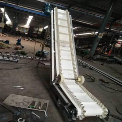 固定式挡边输送机包胶滚筒 专用防滑输送机