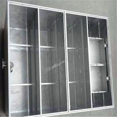 西陕咸阳不锈钢隔油池/厨房油水分离器/食堂隔油池
