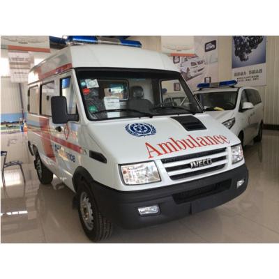 宝迪A32救护车 矿山医疗救援车
