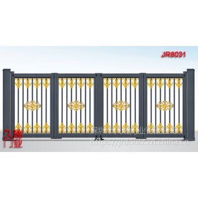 江阴电动悬浮折叠门厂家+悬浮折叠门的价格多少-久瑞门业