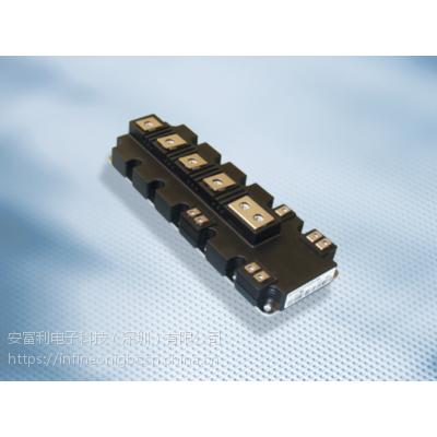 安富利代理商英飞凌IGBT模块FF1000R17IE4风电变流器FF650R17IE4风电变流器