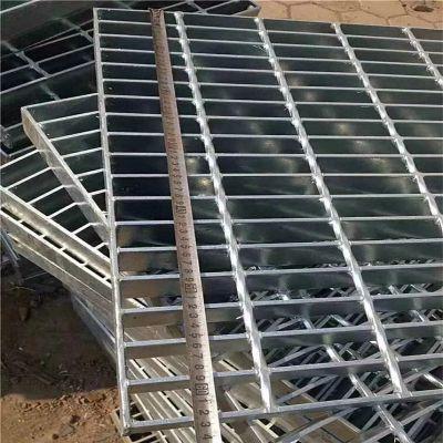 重庆钢格板 污水处理厂平台钢格板 地沟盖板价格