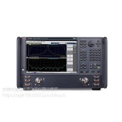 Keysight N5234B 回收 网络分析仪