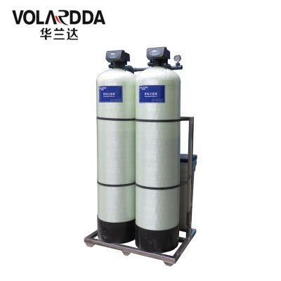 华兰达直销软化水处理装置 食品级软化树脂再生系统 除水垢效果好 经济耐用