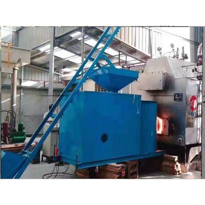 三牛120万大卡生物质颗粒燃烧机锅炉燃烧机器