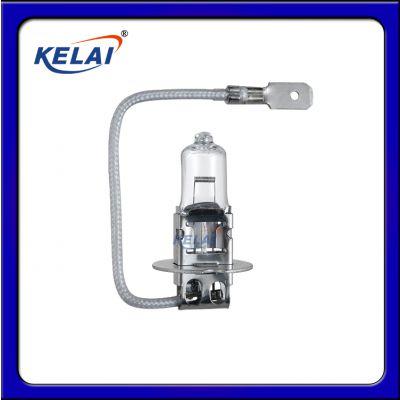 KELAI-H3 雾灯H3 12V24V55W100W汽车配件黄光白光 石英玻璃