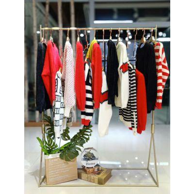 商场专柜女装品牌熙雅X·Y水貂绒低折扣一手货源批发商