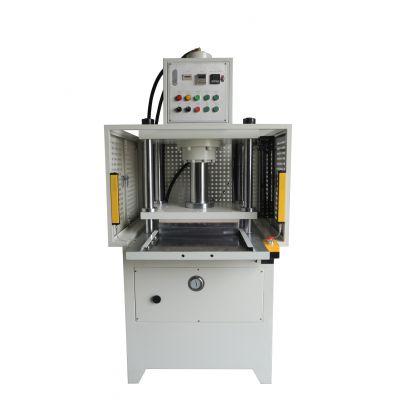 金诚硅胶橡胶冲切机 快慢速橡胶冲切油压机