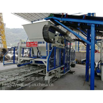 PC砖生产线减速机漏油类型及解决措施