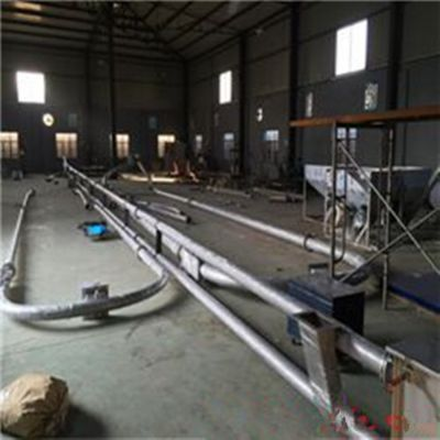 现货管链输送机生产商厂家 矿粉输送机