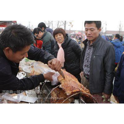 脆皮烤猪,烤全猪,一人经营,小本投资好项目