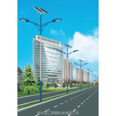 龙江路灯加工批发保定太阳能路灯8米50瓦