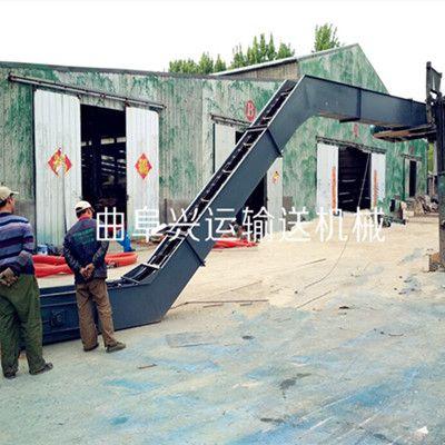 煤炭刮板输送机价格大提升量 链式输送机