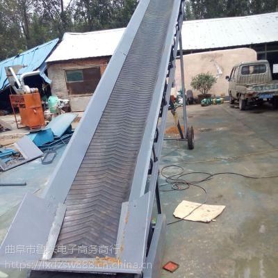 食品皮带输送机自动化流水线定制不锈钢防腐 美观上料机