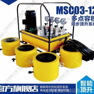上海液压站 MSC03-12 多点容积同步顶升系统 浩驹工业
