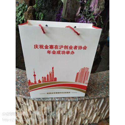 白牛卡礼品手提袋,安徽厂家定制生产