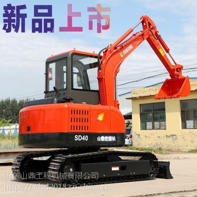 青岛小型挖掘机销售 新款微型挖土机价格