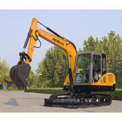 恒特履带挖掘机—HT70-7