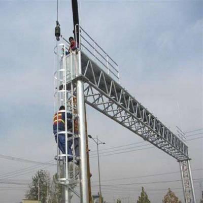 济南齐岳升降机厂家主营QYGX3.0限高架 限高杆 智能升降杆