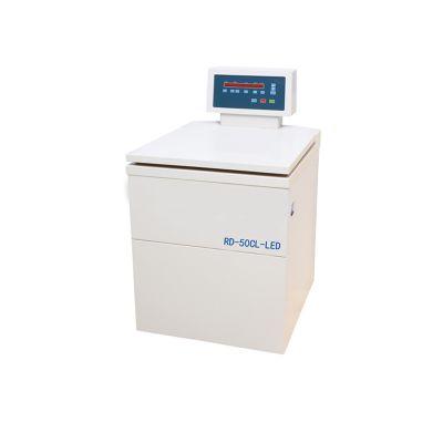 杭州艾普大容量立式低速离心机血清分离原型号RD-50CL(LED显示)