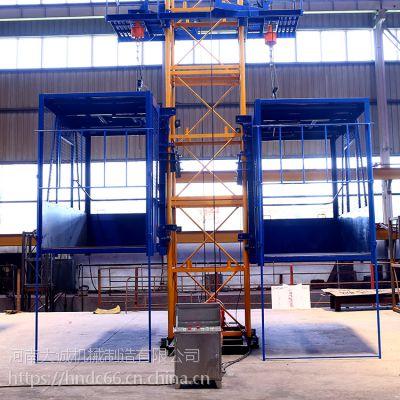 建筑工地物料提升机 高工程工地专用货梯