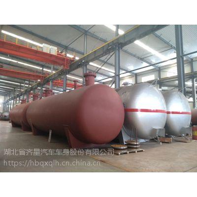 50立方液化气地埋罐LPG地埋罐储罐附件