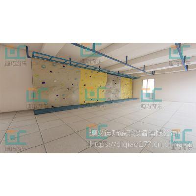 室内攀岩墙设计 私人订制 专业攀岩墙特制