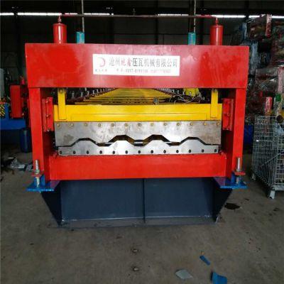 集装箱板机 全自动汽车厢板压板设备 地鑫整机自动化作业