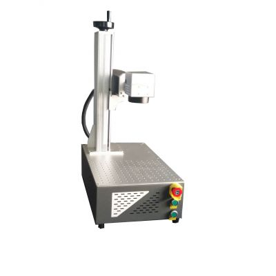 便携一体济南激光打标机金属打标全自动打标个性定制不锈钢万能
