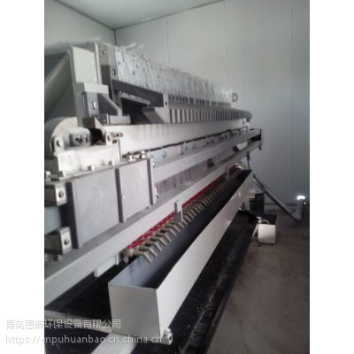 恩普环保厢式隔膜自动压滤机 操作方便 安全可靠