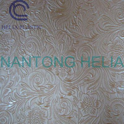 PVC薄膜压花水晶胶布/胶膜/软膜/软片