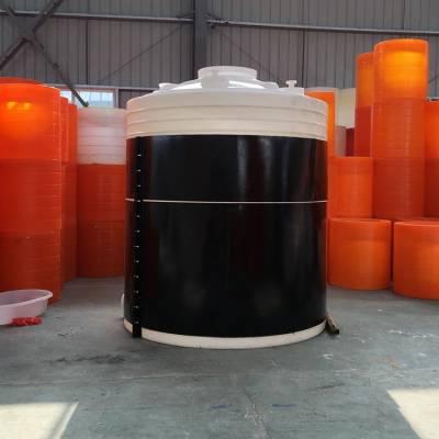 出厂价供应进口PE水箱 工业净化水设备专用储罐 20吨盐酸储罐
