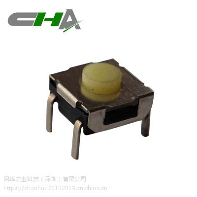 昭华工厂直销 CTSHW-6 防水轻触按键开关