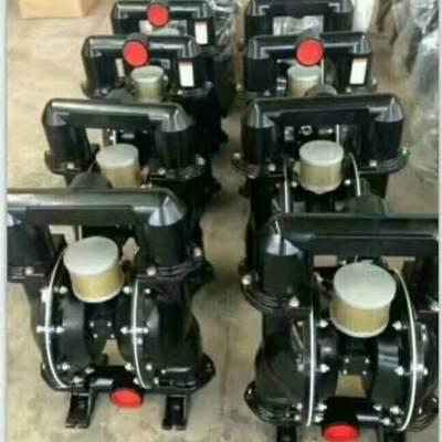 陕西咸阳隔膜泵如何选型 气动隔膜泵具体选择方法