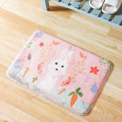 进门家用地垫入户门垫卧室门口厨房吸水脚垫厕所卫浴防滑垫子地毯