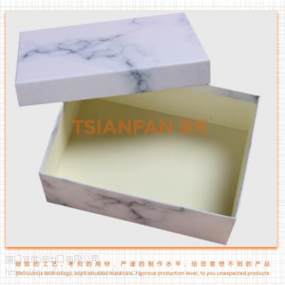 宜度厂家直销纸板定做色卡样品盒 岩板包装盒 人造石样板盒 石英石样品盒