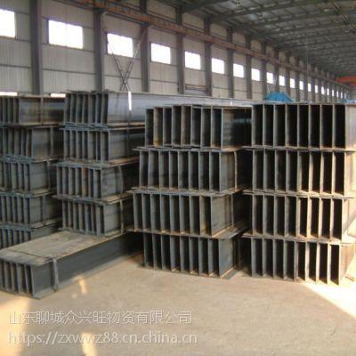 600*350*12*14高频焊接H型钢Q345B型钢低合金