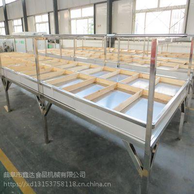 腐竹机全自动设备 腐竹机生产线 操作视频