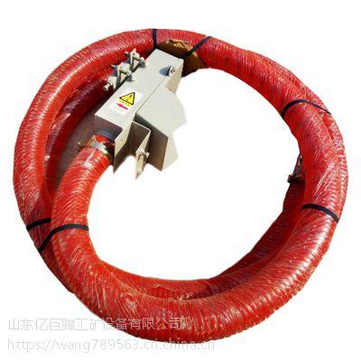 厂家车载式小型吸粮机 亿巨腾6米螺旋吸粮机