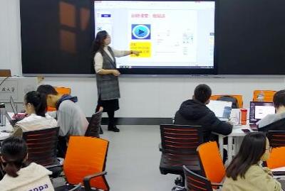 CTVHD86寸纳米智能黑板多媒体教学设备