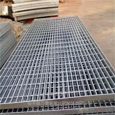 下水道排水盖板 镀锌雨水篦子 钢格板盖板制作