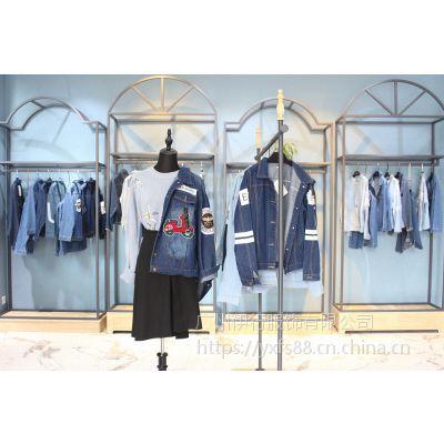 布波堡品牌女装尾货货源 布波堡民族风折扣女装哪里进货