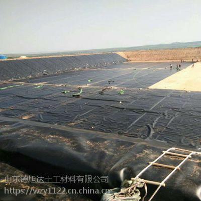 江西养殖场氧化塘防渗膜的应用