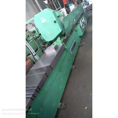 厂家供应9成新上海机床3米外圆磨床型号MQ1350B