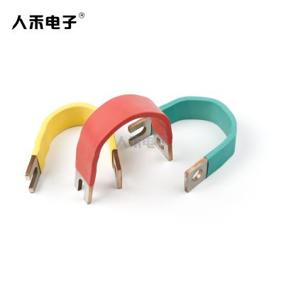 RHI/人禾电子人禾电子 新能源动力电池软连接 高品质铜箔软连接绝缘