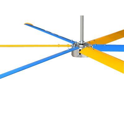 厂房适合使用节能工业风扇的原因