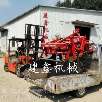 厂家现货直销大型挖药机蒲公英收获机价格