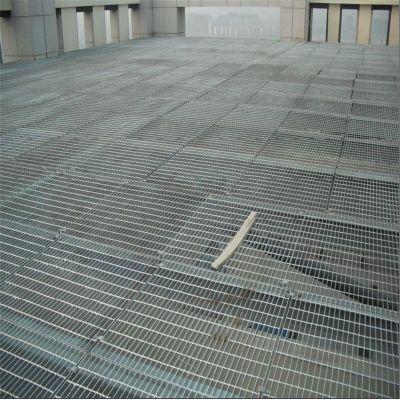钢格板焊接标准 平台钢格板尺寸 排水沟盖板