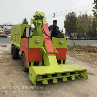 减低了劳动强度清粪车 快慢速度可调刮粪车 不生锈刮板清粪车